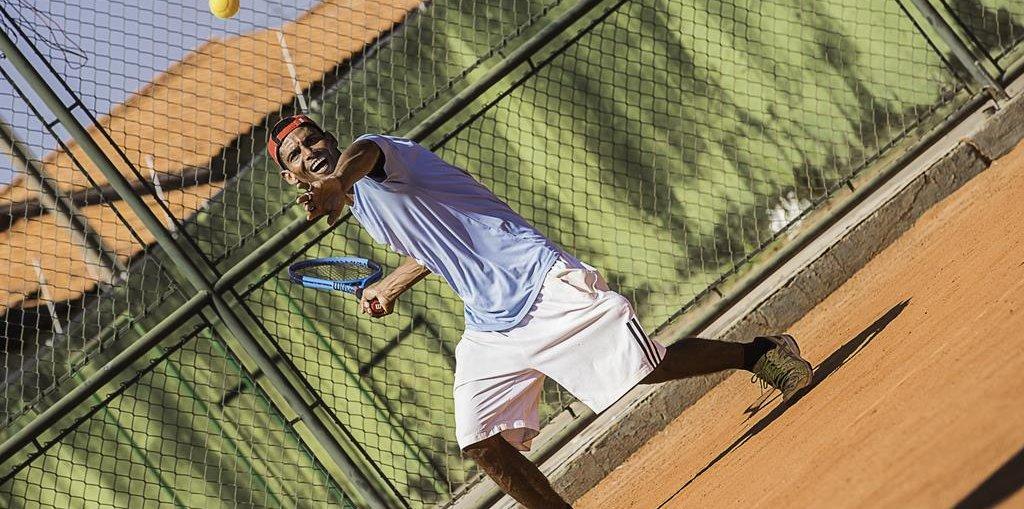 d147f1b3ba Wesley Nunes e Bárbara Chaves foram campeões na sexta etapa do Circuito  Estadual de Tênis de Mato Grosso